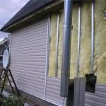 Чем утеплить стены дома снаружи – практические рекомендации